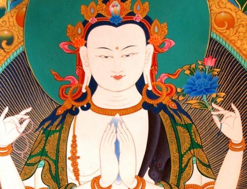 22 mars > Accumulation du mantra de Tchenrézi