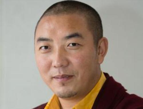 22, 23 et 24 janvier : venue de Khenpo Rikdzin
