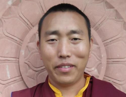 11 au 13 février > Enseignements de khenpo Wangdu